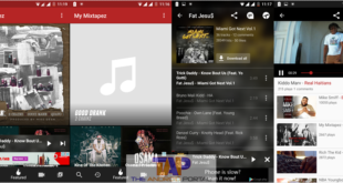 my-mixtapez-music-android-app