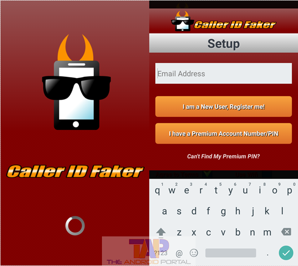 Caller ID Faker & Recorder Android App - Fun with Android