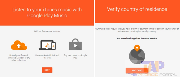 How to backup Music from your Android device to Google Music