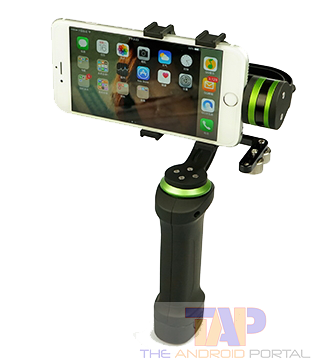 LanParte HHG-01 3-Axis Motorized Handheld Gimbal Active Stabilizer