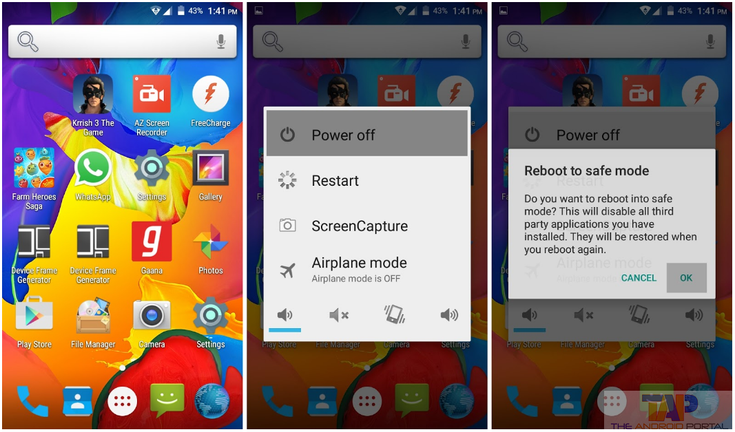 How to Boot Android into Safe Mode