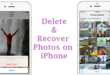how-to-delete-photos-from-iphone