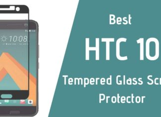 Best HTC 10 Tempered Glass Screen Protector