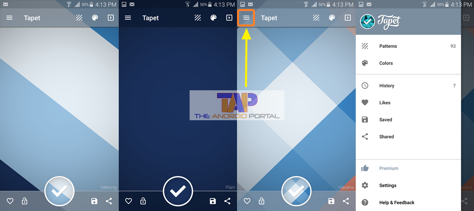 make your own wallpaper on android best apps to create