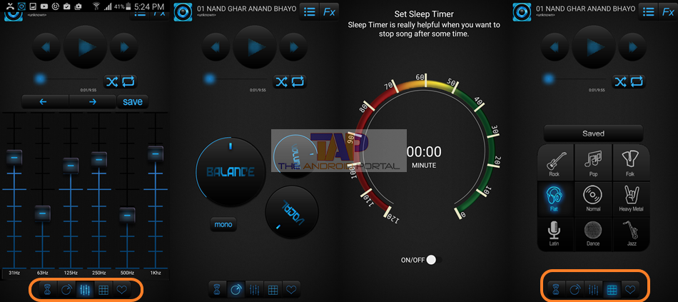 Bass Booster and Equalizer App 1