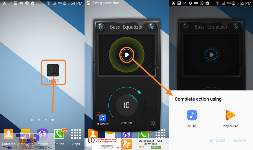 Equalizer & Bass Booster App 1