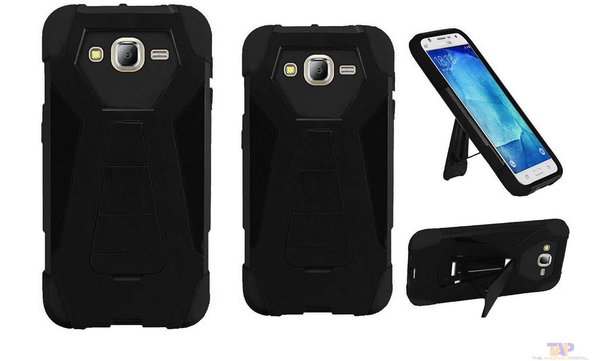 HR Wireless Cell Phone Case for Samsung Galaxy J7
