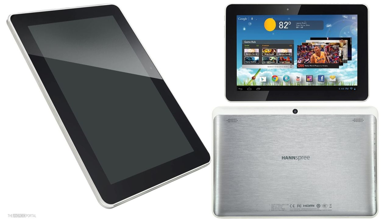 Hannspree Quad Core Tablet