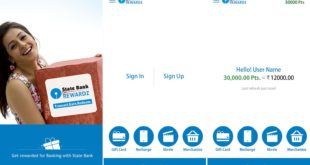 What is sbi rewardz, How to use it on android