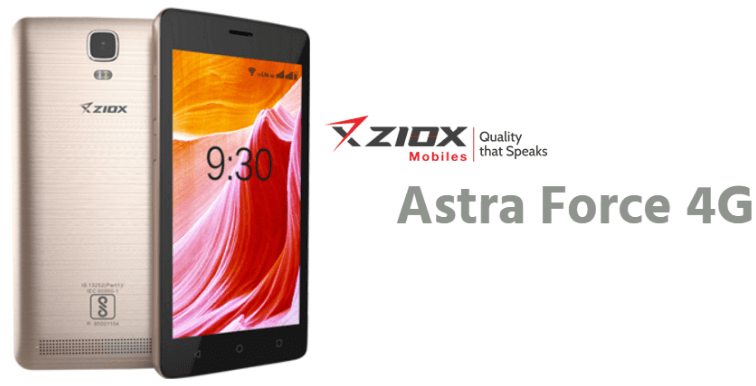 Astra Force 4G Launched in India