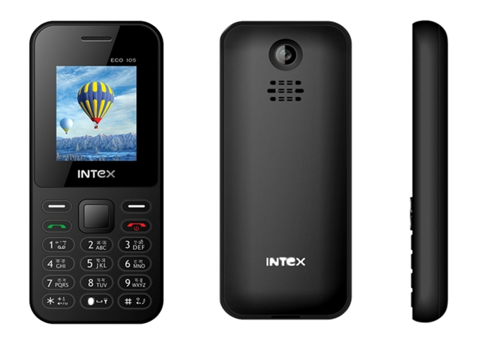 Intex Eco 105 Mobile