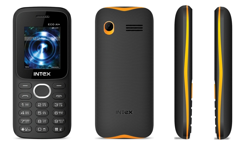 Intex Eco A1+ Mobile