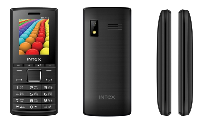Intex Eco Beats Mobile