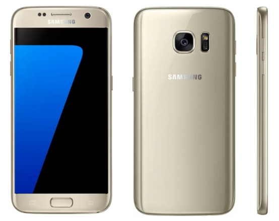 Fast Charging Mobiles - Samsung Galaxy S7 Smartphone