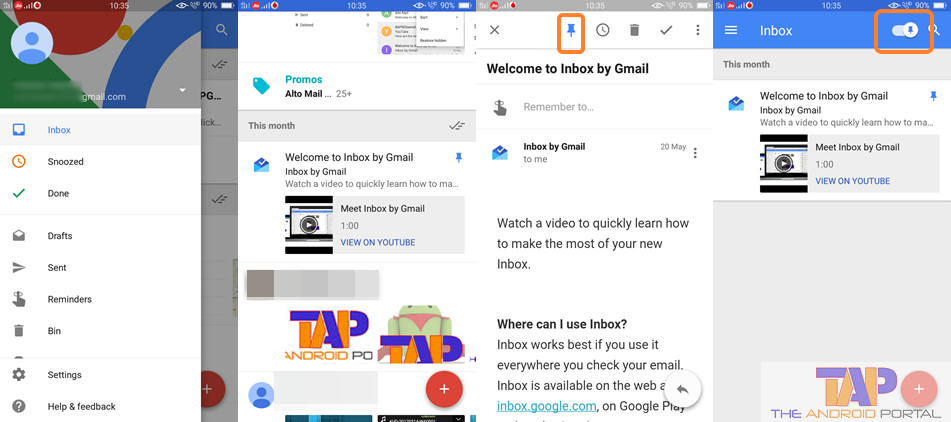 Best Android Email Apps - Inbox App