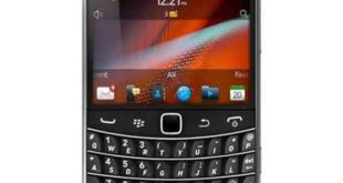 Blackberry Bold Touch 9900 FRONT