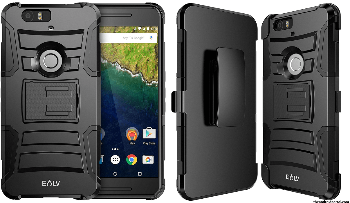 E LV Shock-Absorption - Dual Layer Armor Holster Defender case