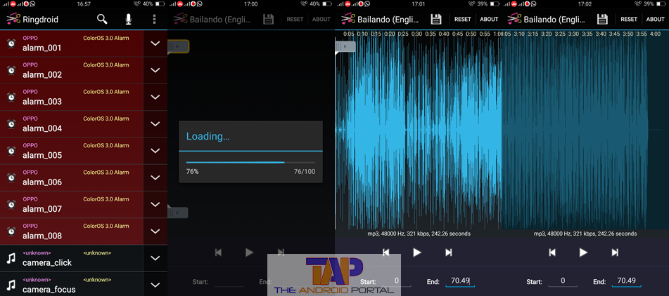 How to Make a Song a Ringtone on Android 1