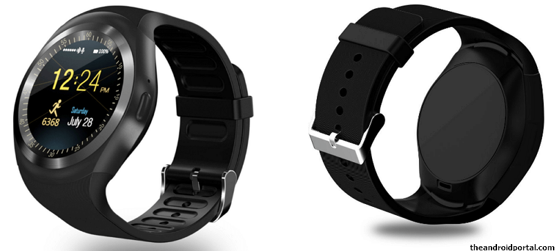 Antimi Sweatproof Smartwatch