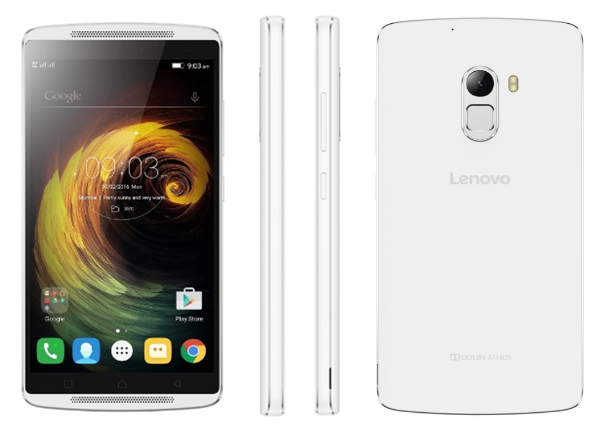Phones With Stereo Speakers - Lenovo K4 Note