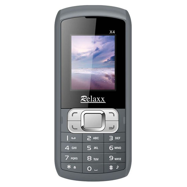 Relaxx X4 front