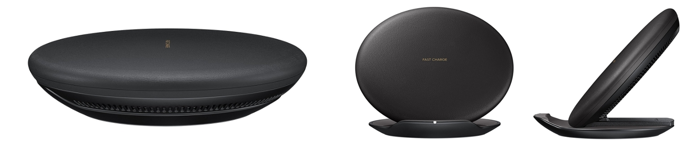 Samsung Fast Charge Wireless Charging Convertible Stand and Pad