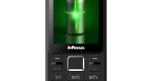InFocus Hero Power B1 front