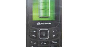 Micromax X570 front