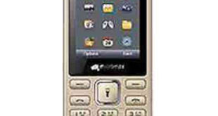 Micromax X740 front
