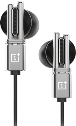 OnePlus Icons Graphite In-Ear Earphones