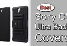 Sony C5 Ultra Back Covers