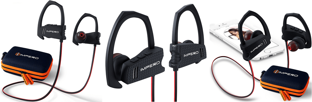 IMPERO Sports Bluetooth Headphones