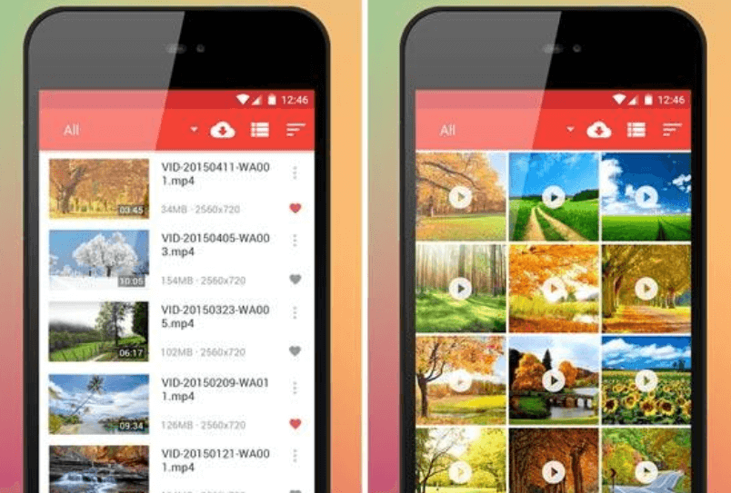 Video Player for Android by Android Multimedia Services