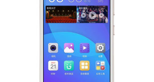 Gionee F5 front