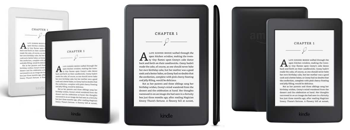 Kindle Paperwhite E-reader Tablet