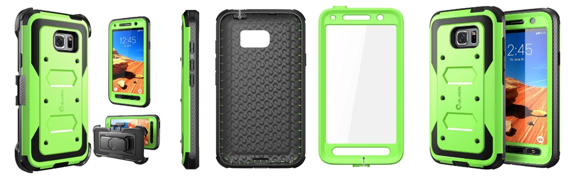 i-Blason Full Body Heavy Duty Protection Case