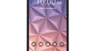 Alcatel One Touch Fierce XL Android front