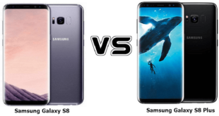 Galaxy S8 VS S8 Plus