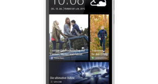 HTC One Mini - M4 front