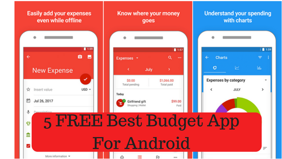 5 FREE Best Budget App For Android