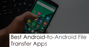 Best Android To Android Data Transfer Apps