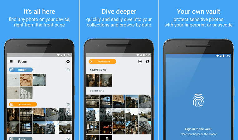 FREE Gallery Apps For Android - Download Now !