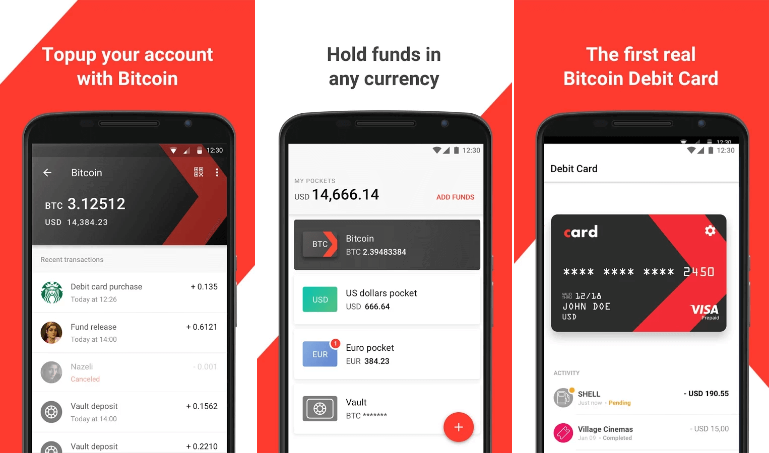 Cryptocurrency on android safe
