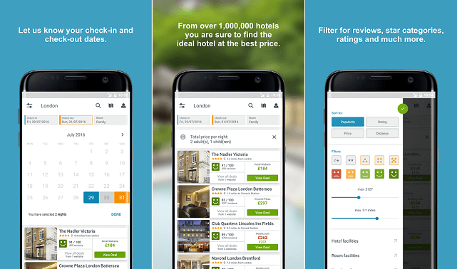 trivago Hotels & Travel