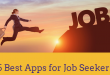 5 Best Apps for Job Seekers