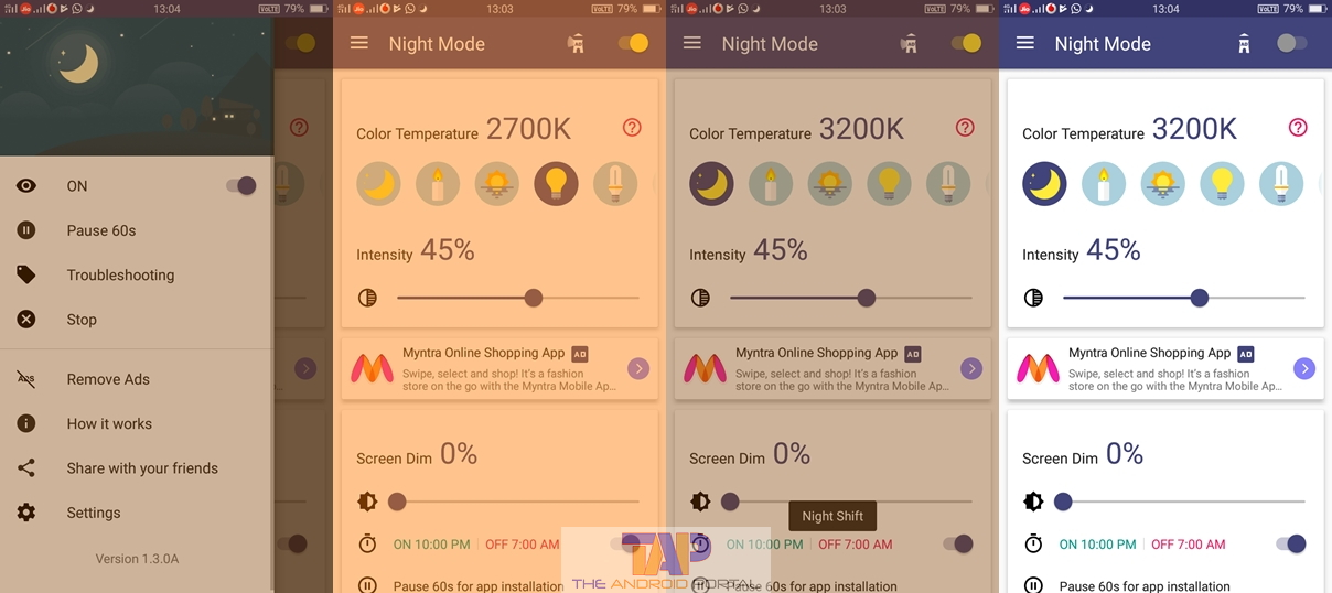 Best Blue Light Filter Apps For Android