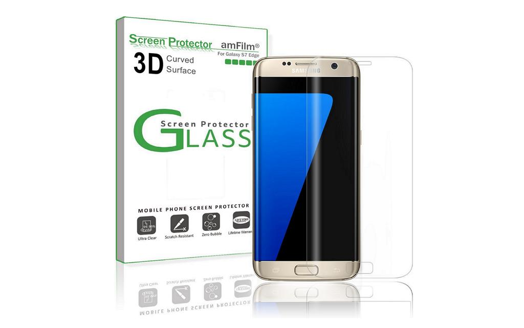 the best attitude 67d40 814e1 Best Screen Protector For Galaxy S7 Edge