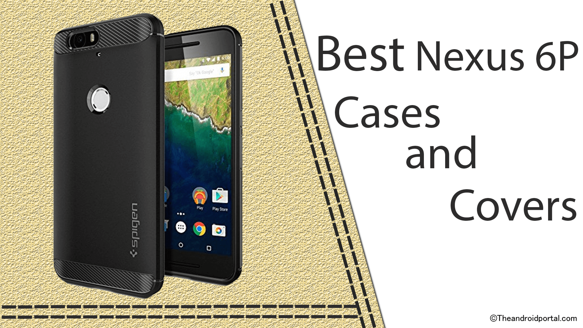 10 Best Nexus 6P Cases and Covers - theandroidportal.com