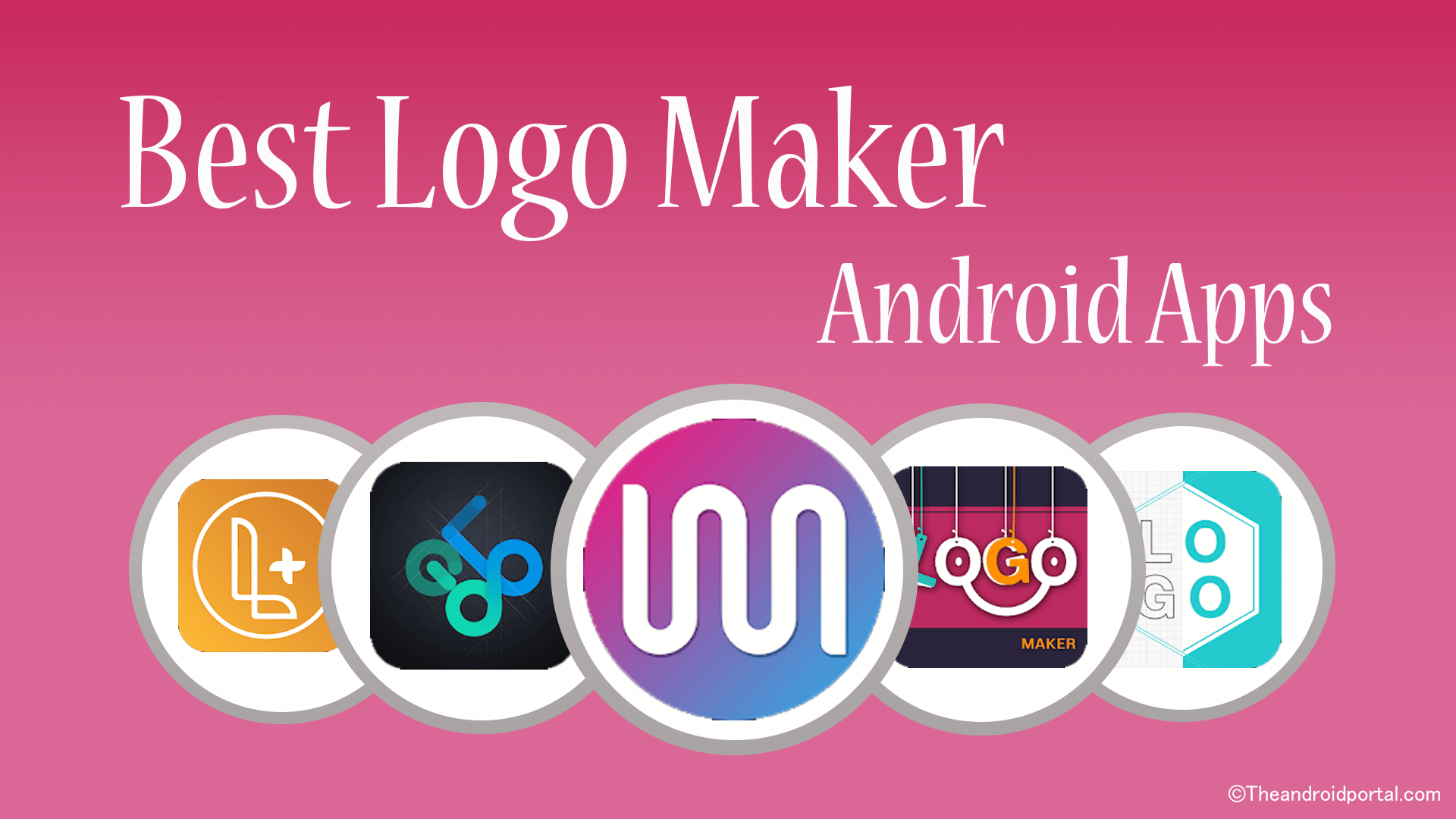 Best Logo Maker Android Apps - theandroidportal.com
