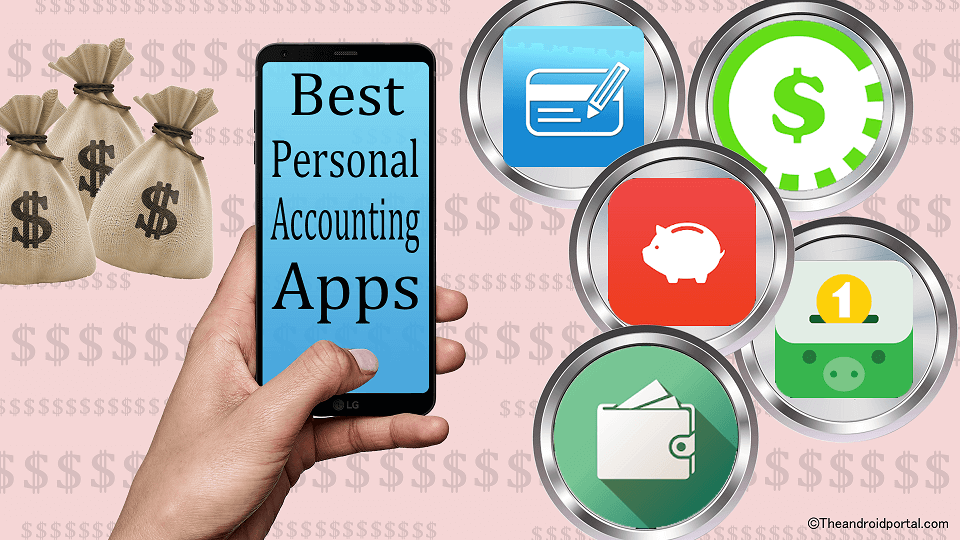 Best Personal Accounting Apps for Android - theandroidportal.com
